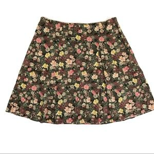 Christopher & Banks Skirts - Christopher & Banks midi skirt floral - size 16